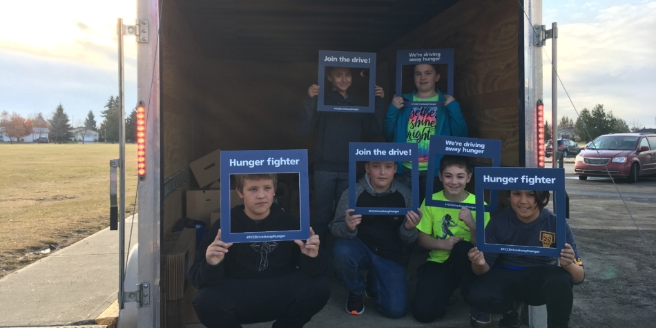 FCC Drive for Hunger