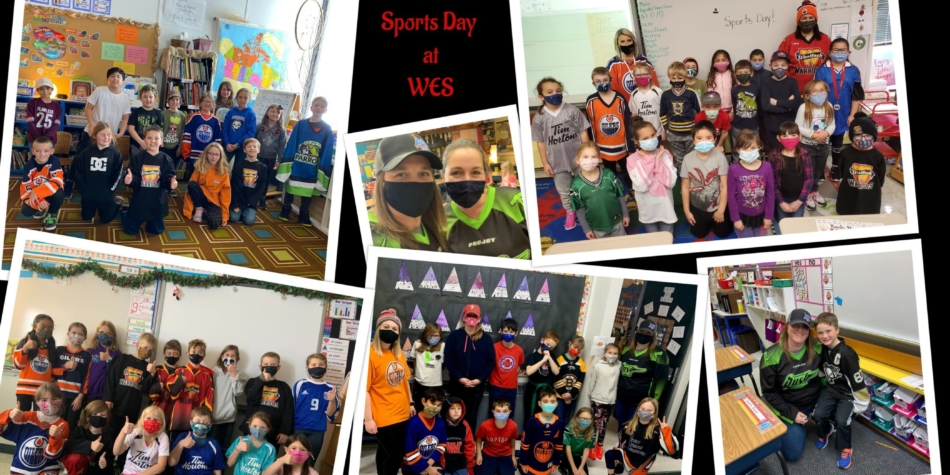 Sports Day at  WES