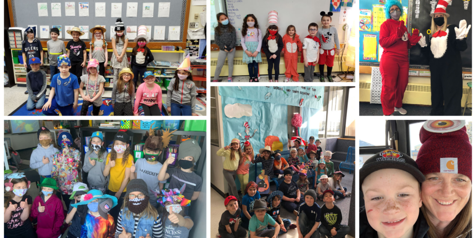 Dr. Suess/Crazy Hat Day