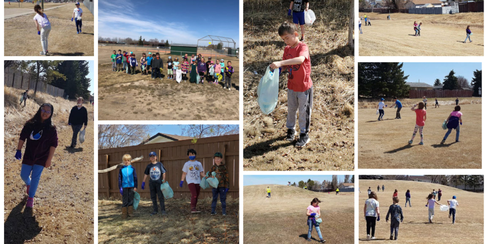 Earth Day at WES