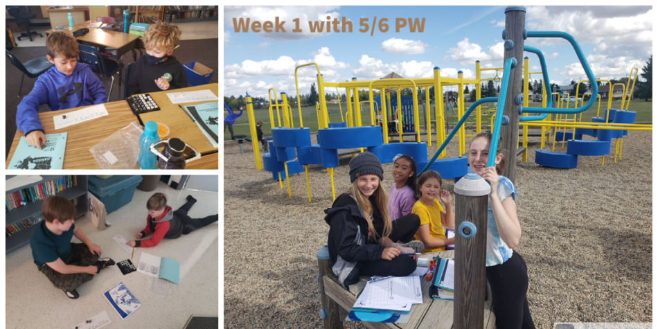Week 1 with 5/6 PW