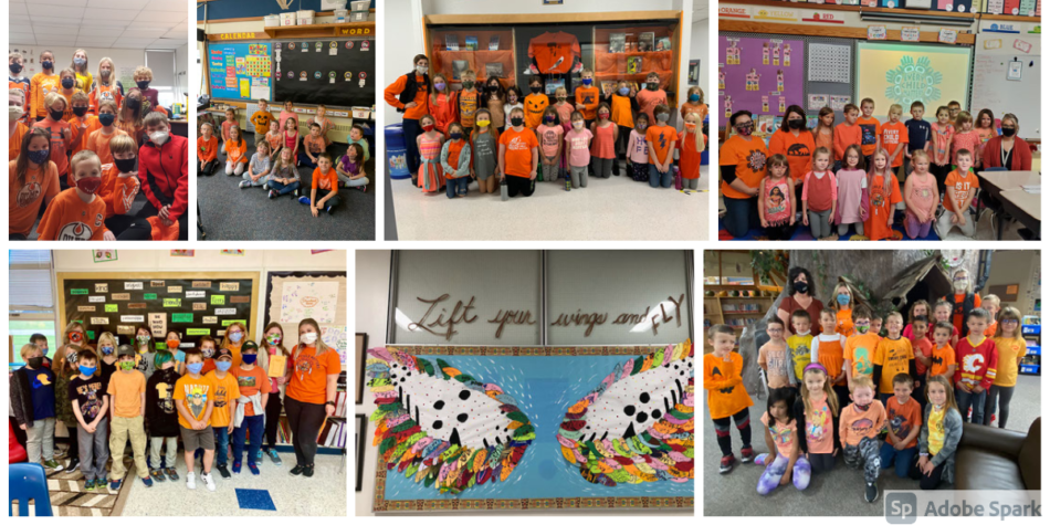 Truth and Reconciliation Day at WES
